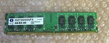 Memoria 2 GB INTEGRALE IN2T2GNXNFX 44-80-40 DDR2-800 J1124A di RAM