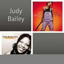Judy Bailey-Run To You & Surrounded von Judy Bailey (2013)