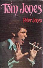 """""""TOM JONES"""" by PETER JONES WALES BIOGRAPHY BOOK 1970"""