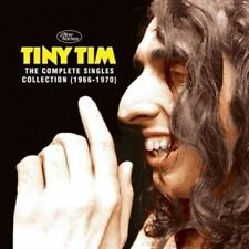 Tiny Tim Complete Singles Collection 1966 - 1970 CD