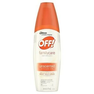 Off Family Care Pump Unscented 6oz