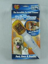 PediPaws Pedi Paws Peticure Dog Cat Nail File Trimmer