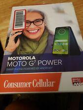 New listing Motorola Moto G7 Power - 32Gb - Marine Blue (Unlocked) (Single Sim)