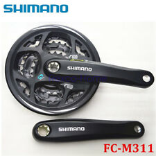 Shimano Altus FC-M311 MTB Octalink Crankset 6/7/8 Speed 42-32-22T 170mm
