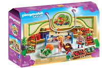 Playmobil 9403 City Life Grocery Store Building Set  NEW