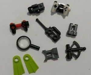 Lego Accessories, camera, xbox controllers, radio and more, see images, #301