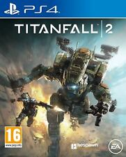 Titanfall 2 II PS4 New and Sealed