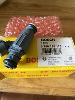 New Genuine BOSCH Fuel Injector 0 280 156 173 Top German Quality WEEKEND Offer