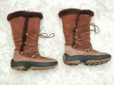 Ulu Women's Warm Leather Boots Size 8