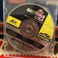 DAYTONA USA Sega Saturn ss Disk Only Japan