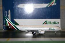 "Gemini Jets 1:400 Alitalia Airbus A330-200 I-EJGA ""New"" (GJAZA1530) Model Plane"