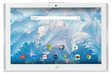 Acer Iconia One 10.1 Inch 16GB  Android WiFi Tablet - White. B3-A40. A7001