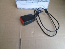 NEW GENUINE VW UP UP! RIGHT FRONT SEAT BELT STALK BUCKLE CATCH 1S0857756QVZ