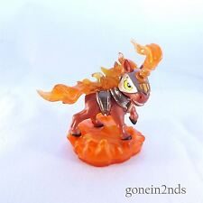 Skylanders Trap Team TRAIL BLAZER SERIES 1 (Fire) Comp with Superchargers