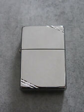 Briquet tempête essence ZIPPO modèle Vintage chrome ou mat