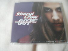 SHERYL CROW - TOMORROW NEVER DIES - UK CD SINGLE