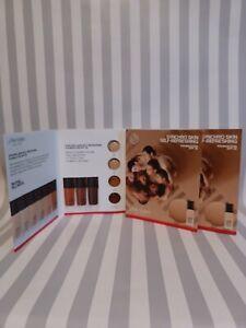 3 Shiseido synchro skin self-refreshing foundation spf 30 Samples In Cards