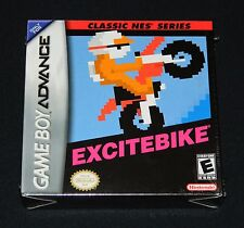 Excitebike Classic NES Series (Nintendo Game Boy Advance, 2004) Brand New Sealed