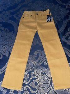 True Religion Kids Geno Decontracte Jambe Pants Size 8