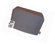 Cozycoverup ® for Toaster (2,4 and Dualit) Dust Cover Plain Colours 100% Cotton