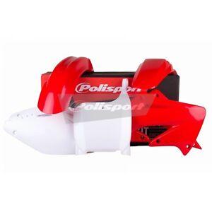 Polisport Full Plastics Kit Set - HONDA CR125/250 02-03 STANDARD