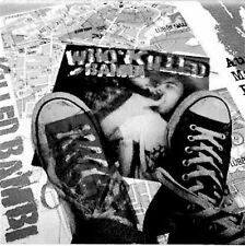 "WHO KILLED BAMBI - s/t 7"" EP NEU Punkrock Hardcorepunk Punk Hardcore"