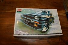 Renault 5 Turbo 1:24 Model Kit By Ben Hobby - Kit No. T1-900