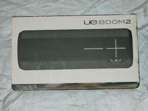 Brand New UE BOOM 2 Wireless Bluetooth Speaker BLACK sealed