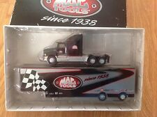 1998 Limited Edition Mac Tools Racing Semi Tractor Trailer Die-Cast Still In Box