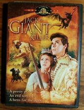 Jack the Giant Killer DVD Nathan Juran(DIR) 1962