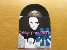 "DIESEL PARK WEST All The Myths On Sunday 1989 UK 7"" VINYL SINGLE IN PIC SLEEVE"