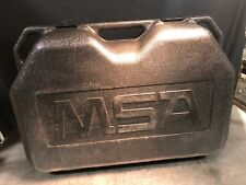 Msa Heavy Duty Tank & Harness Carry Case