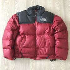 Vintage 'The North Face' 700 Down Fill Nupste Puffer Jacket Red