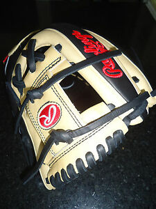 "RCAWLINGS HEART OF THE HIDE (HOH) NARROW FIT PRO314-2BC GLOVE 11.5"" RH $259.99"