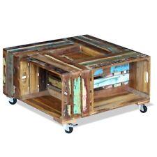 Couchtisch Beistelltisch Wohnzimmer Tisch Kaffeetisch Teak Palisander  Massivholz