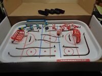 RARE '' DISNEY MIRACLE HOCKEY GAME TABLE TOP WITH BOX