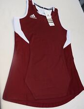 Official Adidas Womens Climalite Utility Tank Interface Sleeveless TShirt Size S
