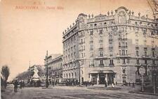 CPA ESPAGNE BARCELONA HOTEL RITZ