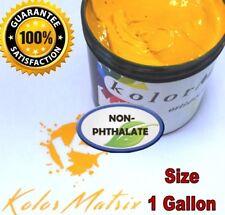 GEN Opaque Gold Premium Plastisol Screenprint Ink - Non Phthalate –GALLON