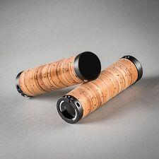 My Boo birkenrindengriffe bbu1 Lang/lang bicicleta pinzamientos madera grips Wood Bike