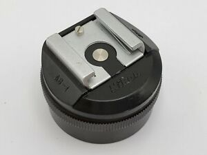 Nikon AS-1 Flash Unit Hot Shoe Coupler Adapter for F F2 Cameras