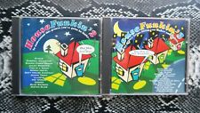 House Funkin' 2 + House Funkin 3 2 superb Cd albums  House Funkin' 2