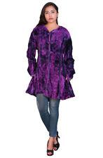 Jordash Jacket Velvet Purple ML