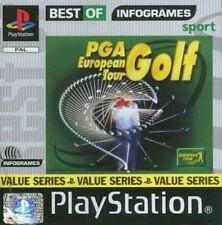 Videojuegos de deportes golf Sony PlayStation 1