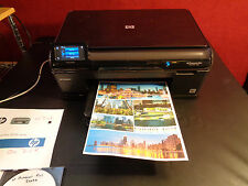 HP Photosmart Plus B209A AIO Printer TESTED Ink, Install Disk, Cord, User Guide