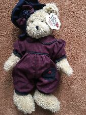 Boyds bears Heart to Heart Friends Samantha 1988-2004 used with tags