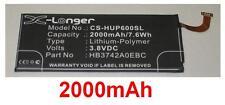 Batería 2000mAh tipo HB3742A0E8C HB3472A0EBC Para Huawei Ascend P7 Mini