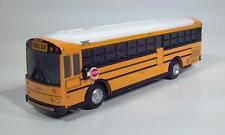 Thomas Built bus Saf-T-Liner HDX diecast model School Bus 1:54 Scale NIB!