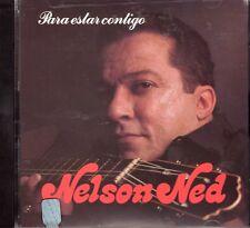 Nelson Ned Para Estar Contigo CD No Plastic Seal