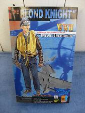 "Dragon 1/6 Scale 12"" WWII German ERICH HARTMANN The Blond Knight Luftwaffe Pilot"
